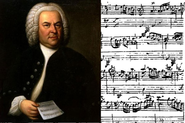 a biography of the composer johann sebastian bach